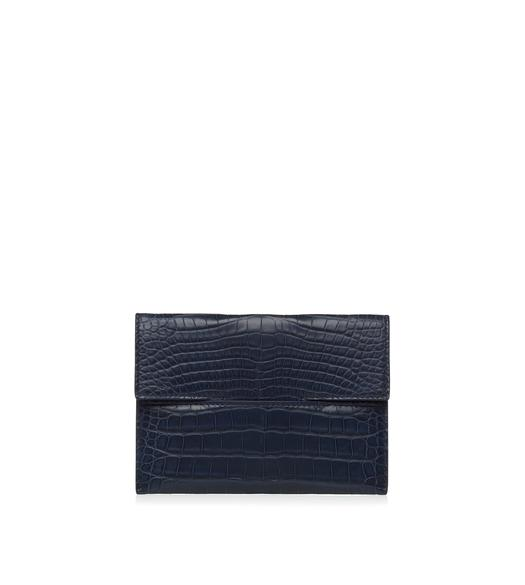 ALLIGATOR PASSPORT CASE
