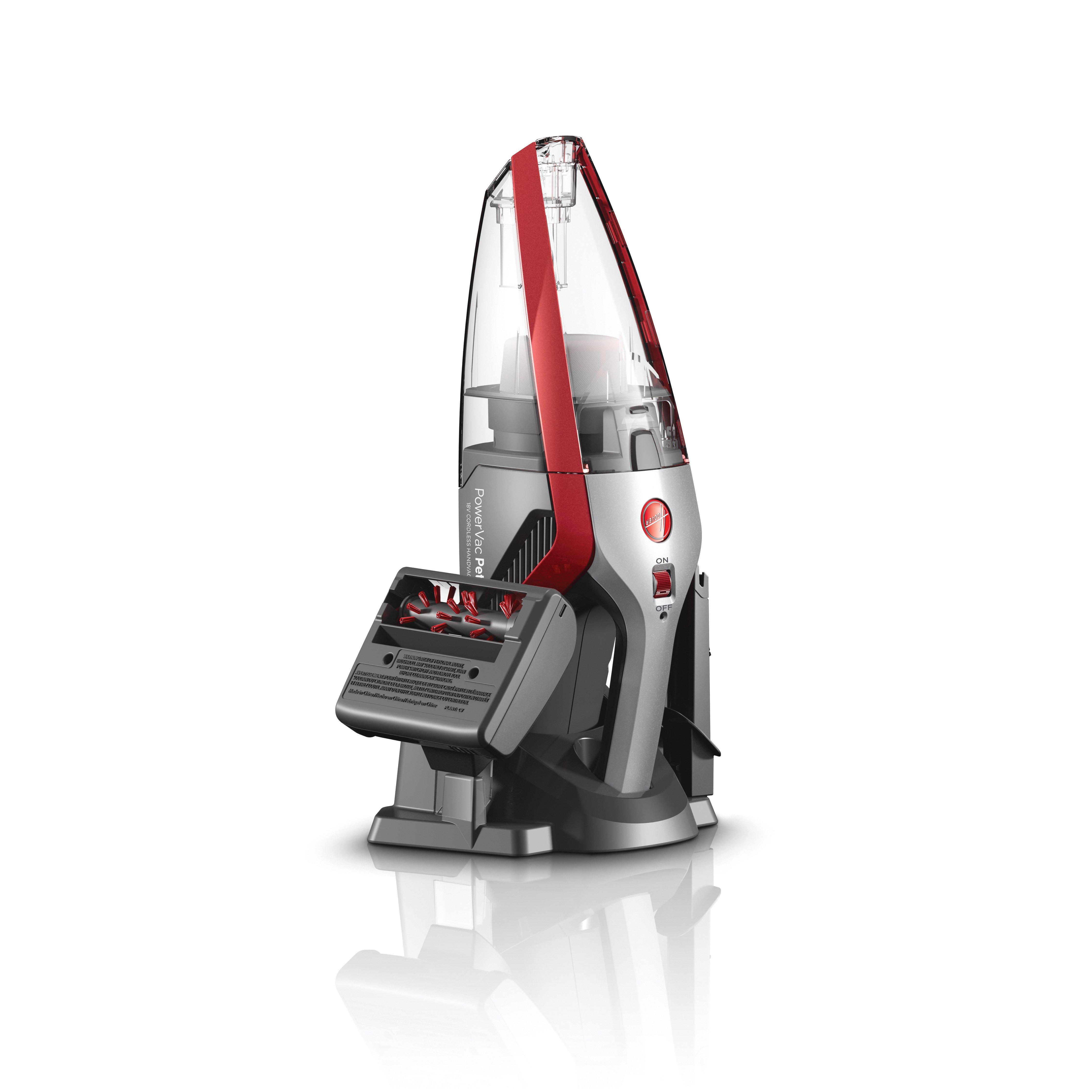 Hoover Powervac Pet 18v Cordless Handheld Vacuum Bh10100
