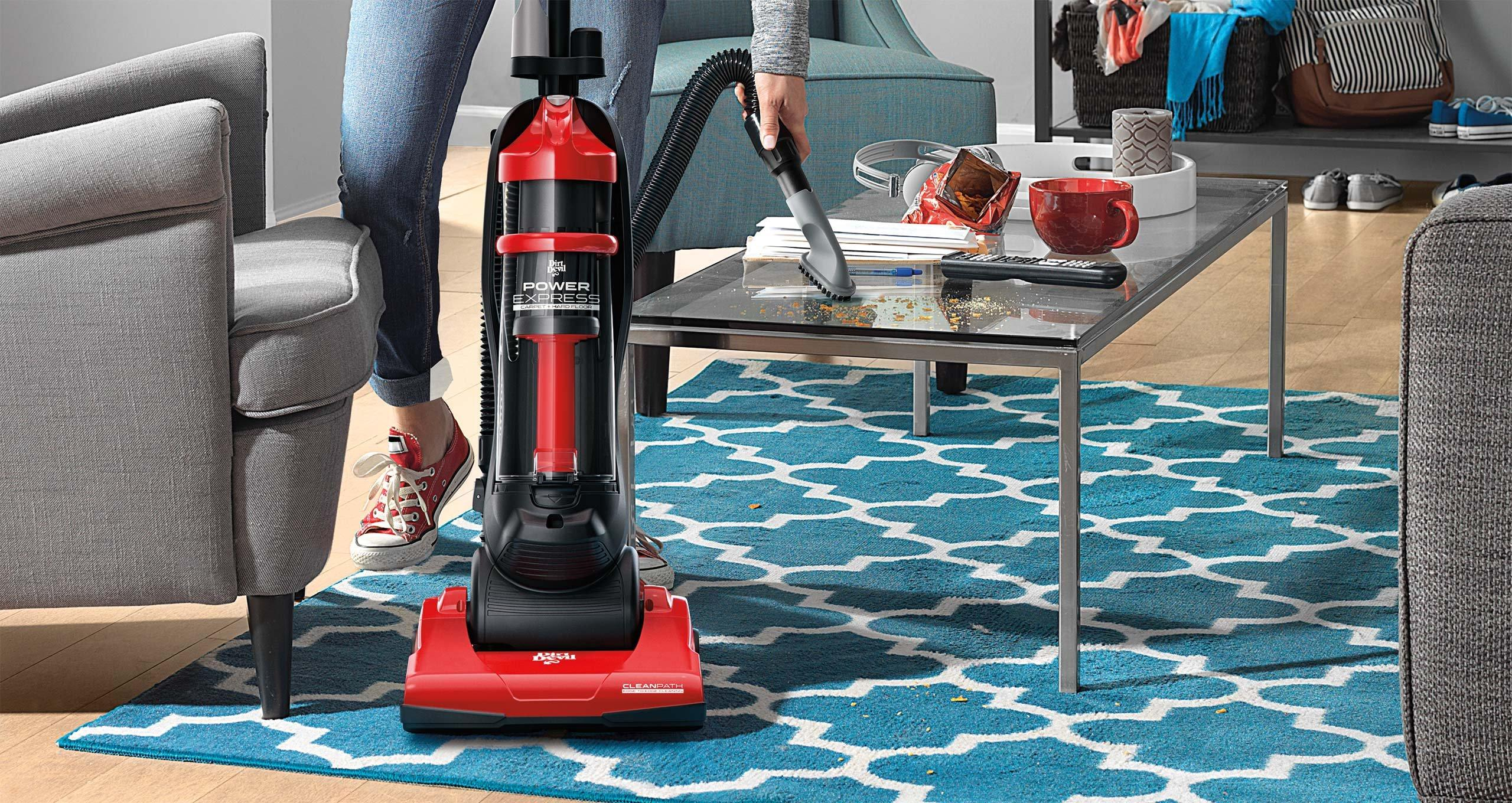 Power Express Upright Vacuum Ud20120 Dirt Devil