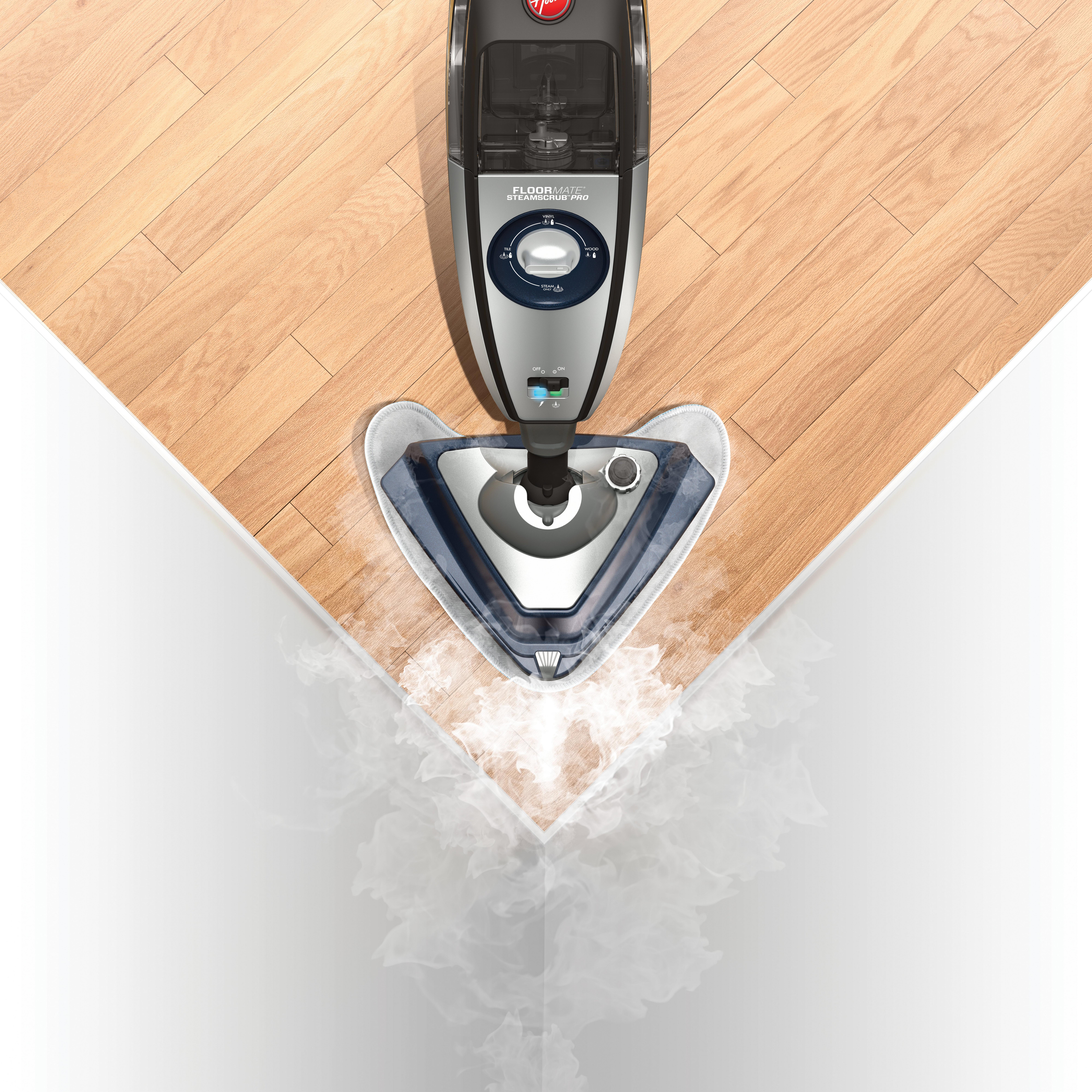hoover floormate steamscrub 2 in 1 manual