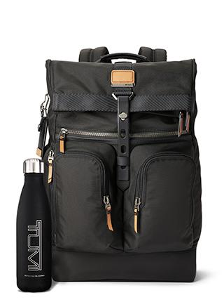 Shop the London Roll Top Backpack with Swell