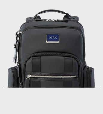 Monogrammable Backpacks