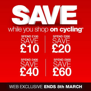Cycling Spend & Save