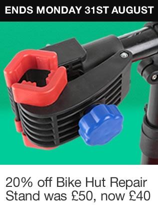 20% off Bike Hut Repair Stand