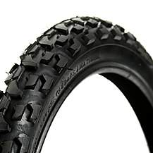 "image of Halfords ATB Tread Bike Tyre - 16"" x 1.75"""