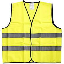 image of Halfords Essentials Hi Visibility Vest