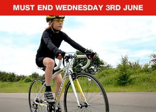 20% off Carrera, Boardman & Pendleton junior bikes