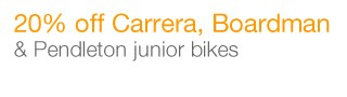 20% off Carrera, Boardman