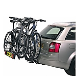 Towbar Mounted Bike Racks
