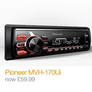 Pioneer MVH-170Ui