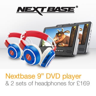 Nextbase DVD Player