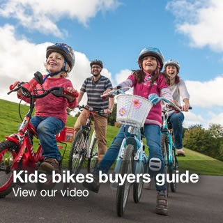 Kids bikes buyers guide