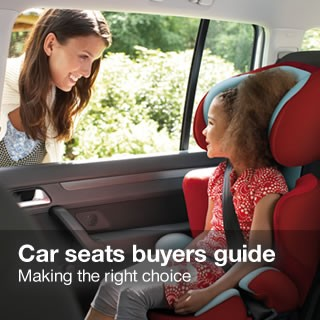 Car seats buyers guide