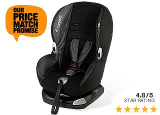 Top rated car seats