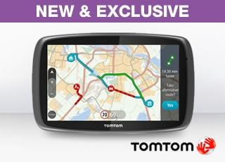 TomTom GO with MyDrive