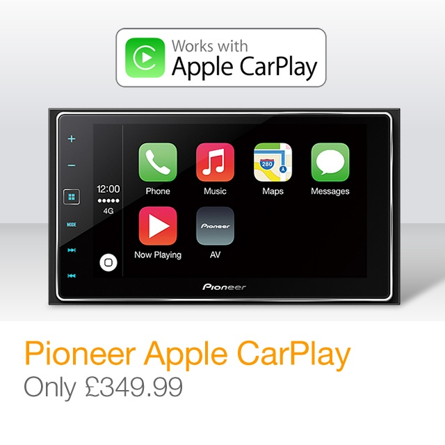Pioneer Apple CarPlay