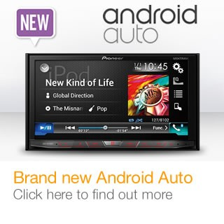 Brand New Android Auto