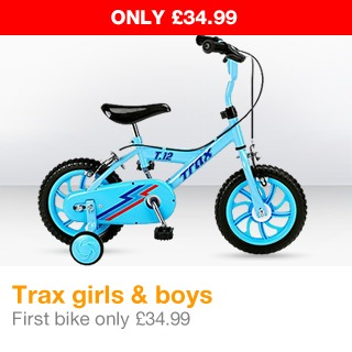 Kids Trax Bikes