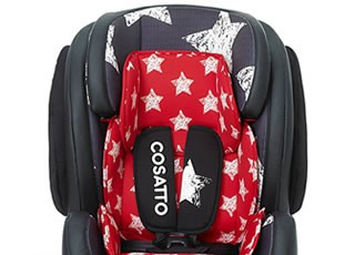 20% off selected Cosatto car seats