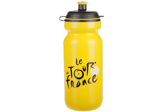 TDF Water Bottle Yellow 600ml