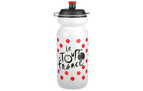 image of TDF Water Bottle Red Dot 600ml