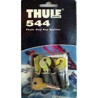 Thule Roof Bar Locks 544