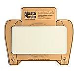 image of Mastaplasta Ivory Large 20x10cm Stitch