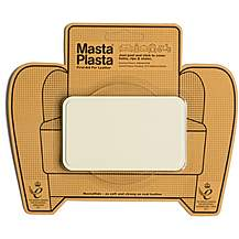 image of Mastaplasta Ivory Medium 10x6cm Stitch