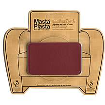 image of Mastaplasta Red Medium 10x6cm Stitch