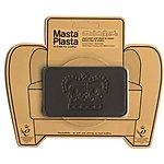 image of Mastaplasta Dark Brown Medium 10x6cm Crown