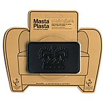 image of Mastaplasta Black Medium 10x6cm Crown