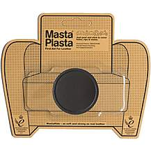 image of Mastaplasta Dark Brown 5x5cm Circle