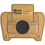 image of Mastaplasta Dark Brown 5x5cm Circle