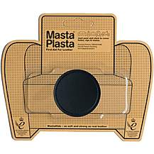 image of Mastaplasta Black 5x5cm Circle