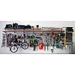 image of StorageMaker Garage Storage Organisation Kit 75 pcs