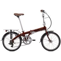 Bickerton Junction 1707 Country Folding Bike - Fells Red