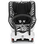 Britax DUALFIX Car Seat Smart Zebra