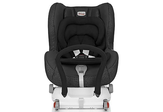 Britax MAX-FIX II Car Seat Black Thunder