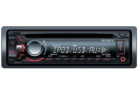 Sony CDX-G2001UI Car Stereo