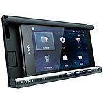 image of Sony XSP-N1BT Double Din Smartphone Cradle Receiver