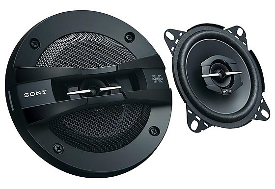 Sony XS-GT1028F 10cm 2-Way Coaxial Speakers