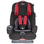 image of Graco Nautilus Elite Diablo Child Car Seat