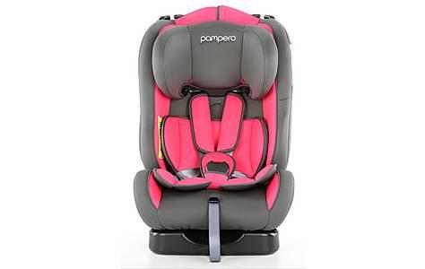 image of Pampero Cherub Baby Car Seat - Pink