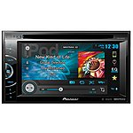 "image of Pioneer AVH-X2600BT - Double Din CD/DVD Car Stereo with 6.1"" Touchscreen"