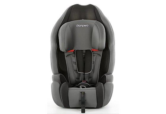 Pampero Little Monkey Child Car Seat - Black