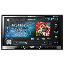 "image of Pioneer AVH-X5600BT CD/DVD Tuner with large, wide angle 7"" WVGA Touchscreen"