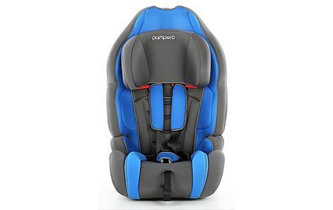 image of Pampero Little Monkey Child Car Seat - Blue