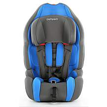 image of Pampero Little Monkey Child Car Seat - Blue