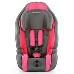 image of Pampero Little Monkey Child Car Seat - Pink