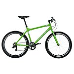 "image of Carrera Axle II Limited Edition Men's 27.5"" Hybrid Bike 2015"